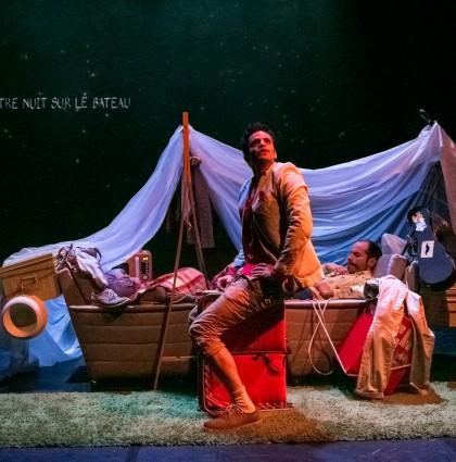 Des moment de grâce lyrique oscillant entre Shakespeare et Monty Python